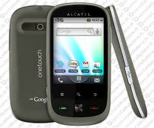 Фото alcatel one touch 890d