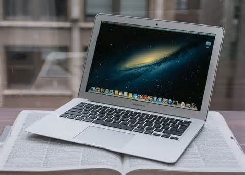 Фото apple macbook air