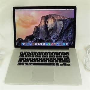 Фото apple macbook pro a1398