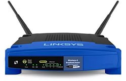 Фото linksys wrt 54gl