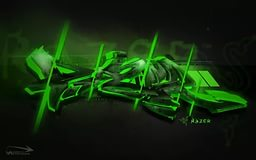 Фото razer green