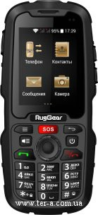 Фото Ruggear RG310 Voyager