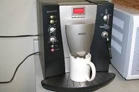 Ремонт кофемашины bosch benvenuto своими руками